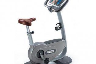 Велотренажер Technogym Uprigth / recumbent bike Excite 700 LED / TV